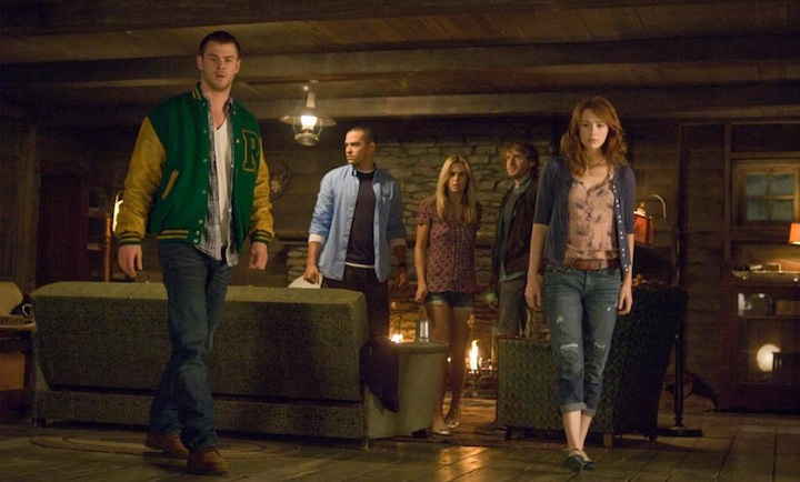 Cabin in the Woods - Netflix review