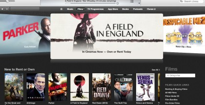 A Field in England - the future of film distribution?