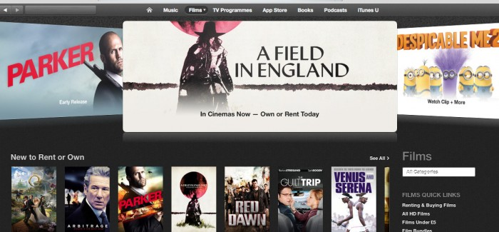 A Field in England: The future of film distribution?