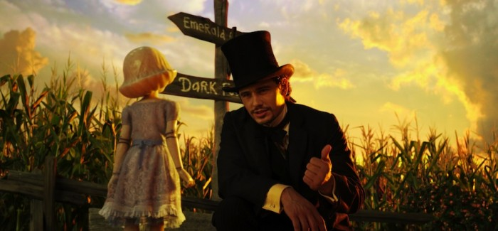 VOD film review: Oz the Great and Powerful
