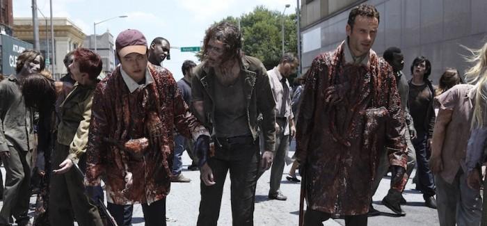 Amazon Prime The Walking Dead