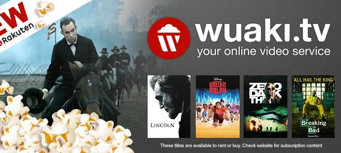 Wuaki VOD service launched in the UK