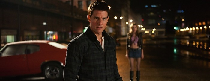 Netflix UK film review: Jack Reacher