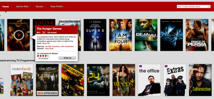 My List: Netflix UK finally adds watchlist function