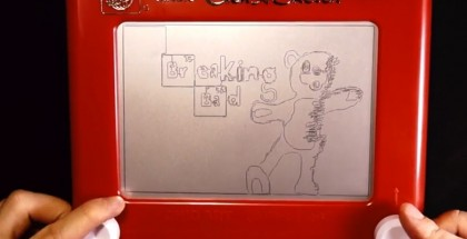breaking bad etch-a-sketch
