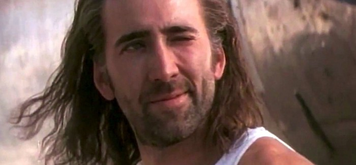 The Nic Cage Hair Salon