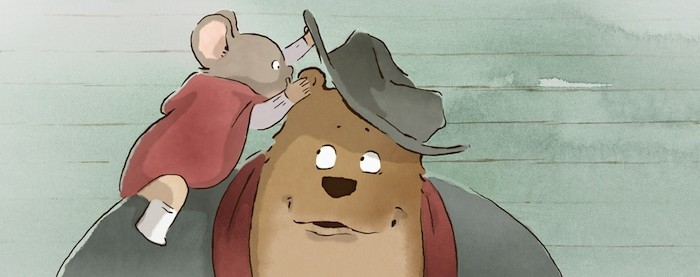 VOD film review: Ernest and Celestine