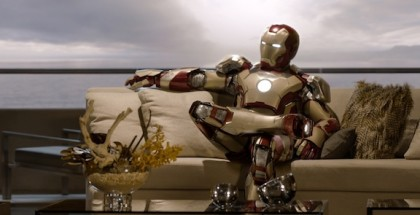 Iron Man 3 on-demand Christmas movie