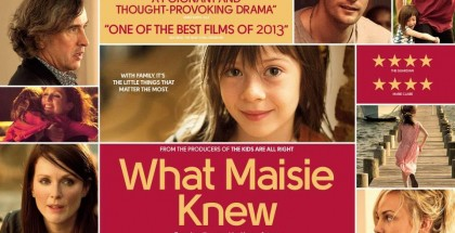 What Maisie Knew review - video on demand