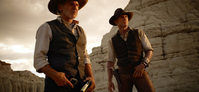 VOD film review: Cowboys & Aliens