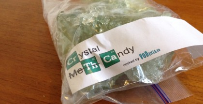 Competition - Breaking Bad crystal meth candy
