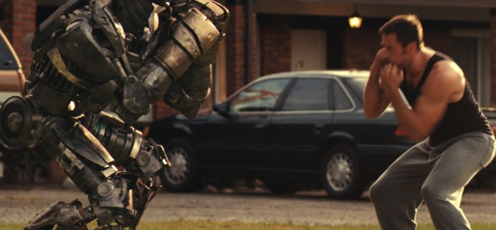 VOD film review: Real Steel