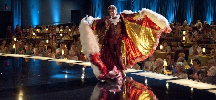 VOD film review: Behind the Candelabra