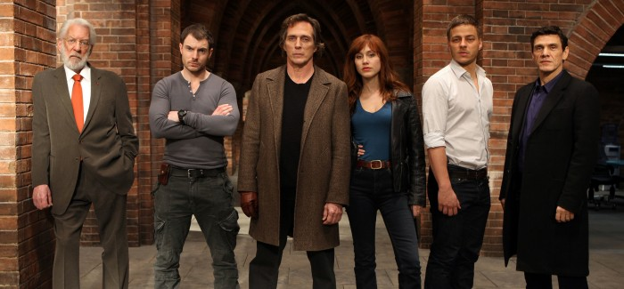 Amazon Prime TV review: Crossing Lines (Episode 1 and 2)