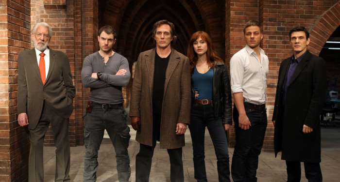 Crossing Lines Season 2 to premiere on Amazon Prime Instant Video in August
