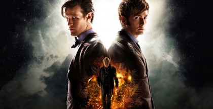 Doctor Who 50th anniversary - The Day of the Doctor - review