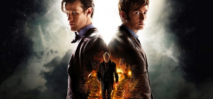 VOD TV review: The Day of the Doctor