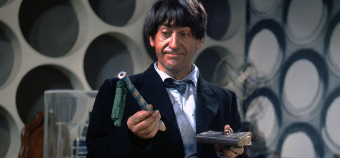 Doctor Who on-demand: Patrick Troughton