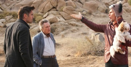 seven psychopaths netflix UK review