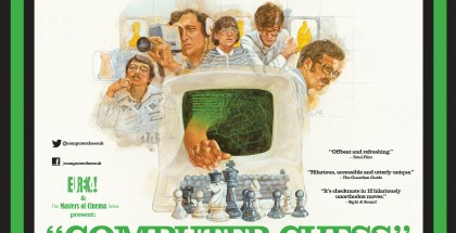 Computer Chess poster - Cliff Spohn - win - competition