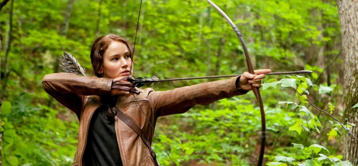 VOD film review: The Hunger Games
