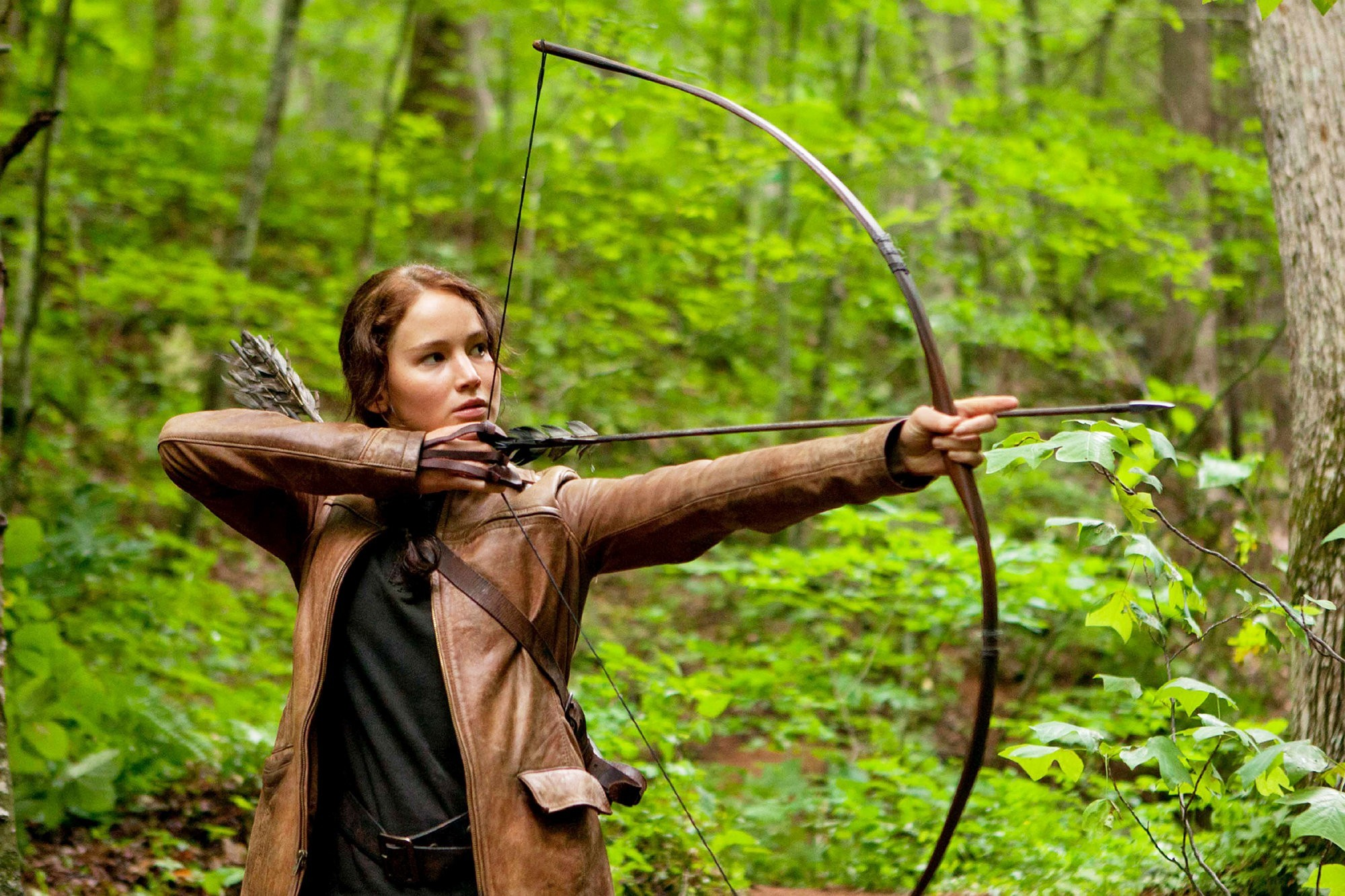 The Hunger Games Netflix film review