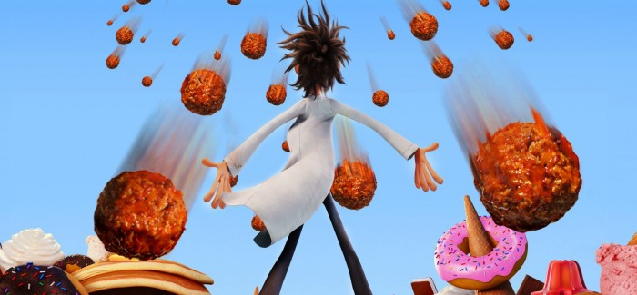 VOD film review: Cloudy with a Chance of Meatballs