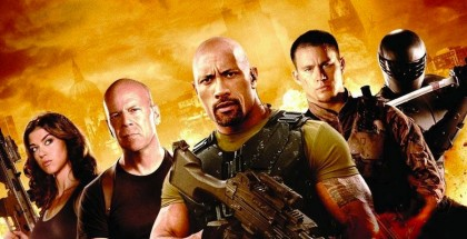 GI Joe Retaliation - Netflix UK - film review