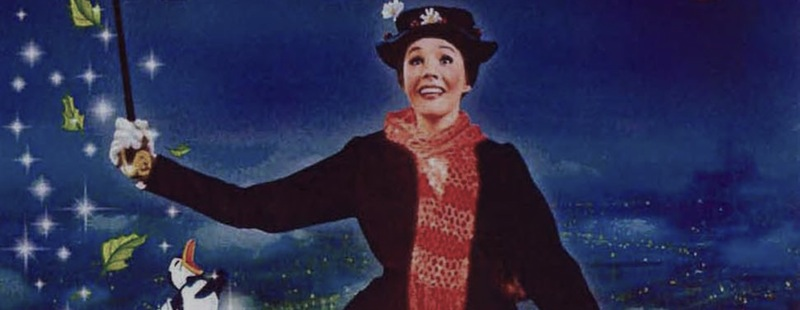 mary poppins - watch online - film poster