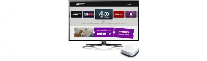 Sky reveals plans for new NOW TV Box