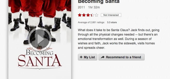 VOD film review: Becoming Santa