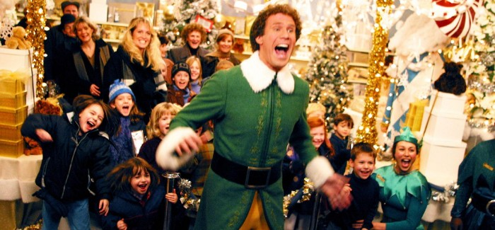 Where can I watch Elf online in the UK legally?