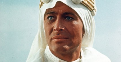lawrence of arabia - peter o'toole