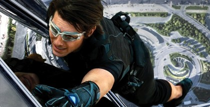 mission impossible ghost protocol - netflix - film review