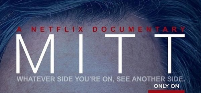 Trailer: Netflix original documentary Mitt to premiere in January
