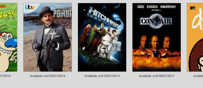 Happy birthday? Almost 500 titles to be removed from Netflix UK in January 2014