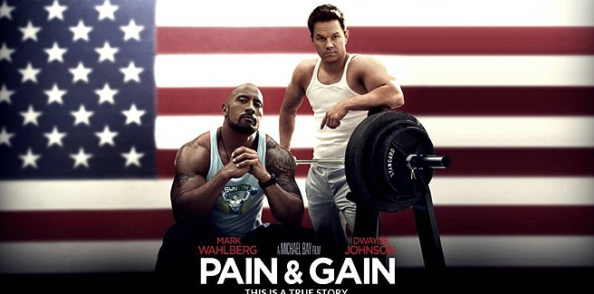 Netflix UK film review: Pain & Gain
