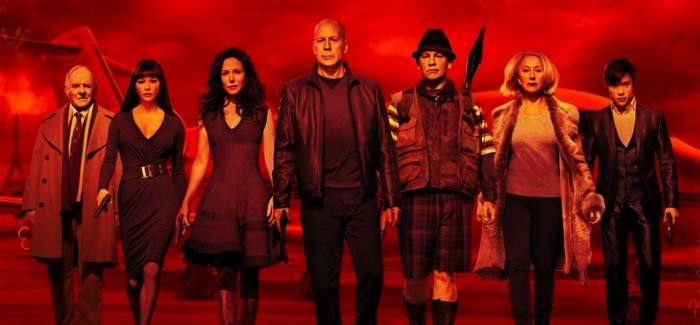 Netflix UK film review: Red 2