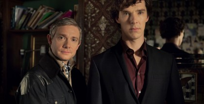 Sherlock Season 3 Episode 1 review - watch online The Sign of Three