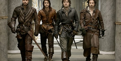 BBC The Musketeers review TV watch online