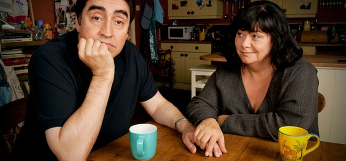 Netflix TV review: Roger & Val Have Just Got In (Season 1)