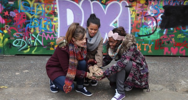 Coming soon: Dixi, CBBC's first online show