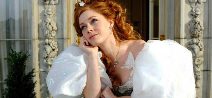 VOD film review: Enchanted (Disney)