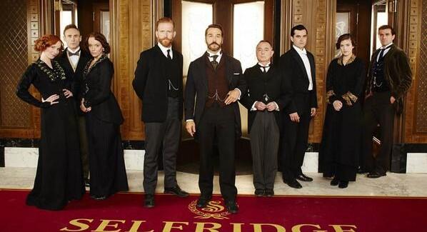 Mr. Selfridge Season 2 released on iTunes before TV premiere