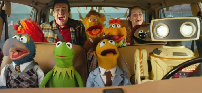 VOD film review: The Muppets
