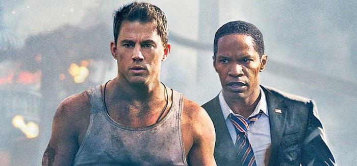 VOD film review: White House Down