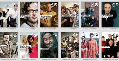 4od titles renewed on Netflix UK - still leaving LOVEFiLM Instant