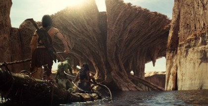 John Carter Netflix film review watch online