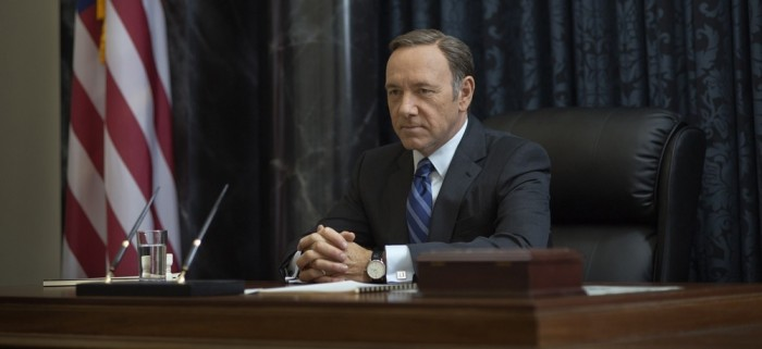 House of Cards Season 2 now streaming in 4K on Netflix for rich people