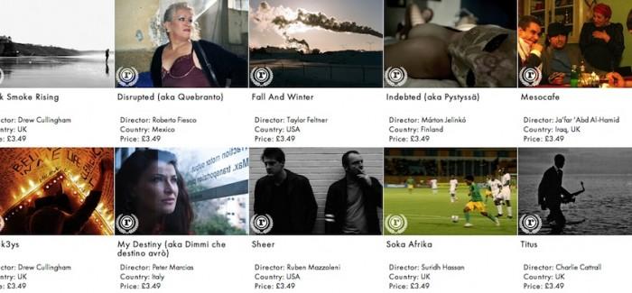 Raindance launches UK VOD platform for indie films